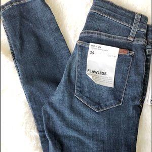 NWT Joe's Jeans Mid Rise Skinny size 24